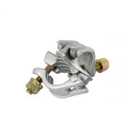 Normaal koppeling 48x48 mm, Steiger Koppeling, Thermish verzinkt. GeZu-Impex