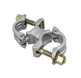 Parallelkoppeling 48 x 48 mm, Steigerkoppeling, Thermisch Verzinkt staal,  GeZu Impex