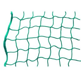 GeZu-Impex ® Zijbeschermingsnet 2,00 x 10,00 m, Steigernet beschermingsnet groen