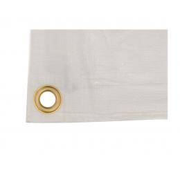 GeZu Impex ® Afdekzeil / Steigerzeil / Beschermend zeildoek / Rooster zeildoek, 4 x 6 m