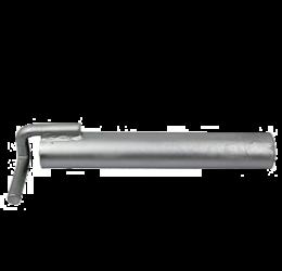 GeZu-Impex ® Steigerhouder met haak 800 mm, muurverankering van steigers
