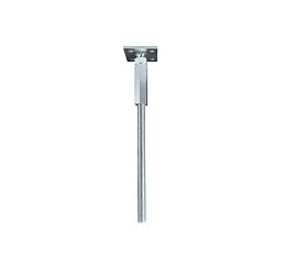 GeZu-Impex ® Speciale verstelbare paalhouder100 x 100 mm , verstelbare paalhouder om in beton te plaatsen